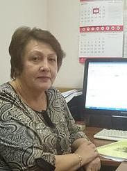 Цветкова Валентина Петровна